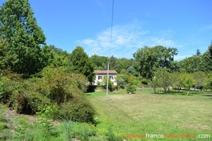 House, 3 Ponds, Garden and Woodland on over 17 Acres